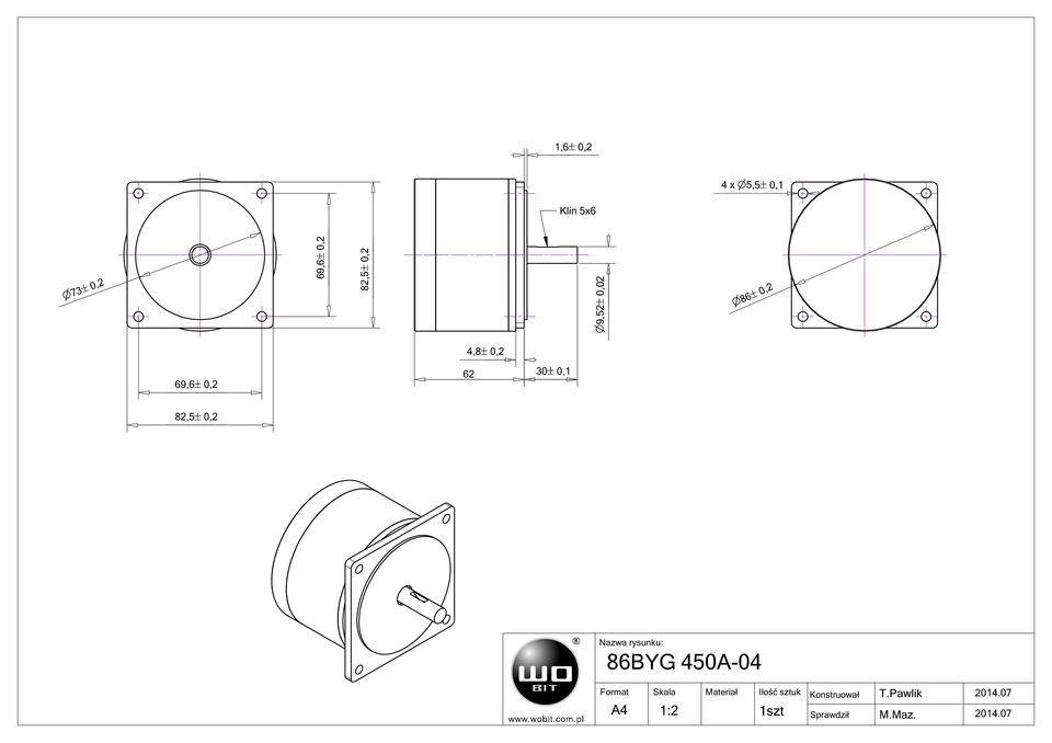 86BYG 450A-04